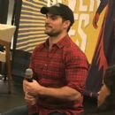 Henry Cavill- December 10, 2017- Ace Comic Con Panel #1