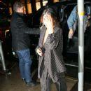 Selena Gomez – Leaves La Esquina in NY