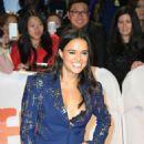 Michelle Rodriguez – 'Widows' Premiere – 2018 TIFF in Toronto