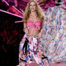 Nadine Leopold – 2018 Victoria's Secret Fashion Show Runway in NY - 454 x 682