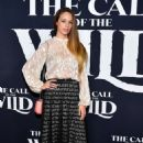 Alexis Knapp – 'The Call Of The Wild' premiere in Los Angeles