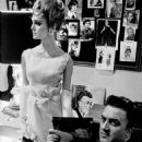 Deborah Dixon for Harper's Bazaar, Rome, Italy, 1961