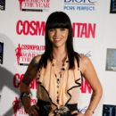 Ruby Rose arrives for the Cosmopolitan and Bior Fun, Fearless, Female Awards at Sydney Caf on September 16, 2008 in Sydney, Australia