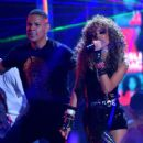 Leslie Grace- Univision's 13th Edition Of Premios Juventud Youth Awards - Show - 418 x 600