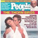 Richard Chamberlain, Rachel Ward - People Magazine Cover [United States] (28 March 1983)