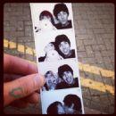 Hannah Snowdon and Oliver Sykes - 454 x 454