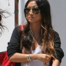 Brenda Song on a shopping trip with friends in Beverly Hills, CA (July 16)