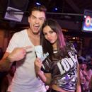 Victoria Justice At The Abbey In West Hollywood