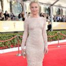 Elisabeth Rohm attends the 20th Annual Screen Actors Guild Awards at The Shrine Auditorium on January 18, 2014 in Los Angeles, California - 395 x 594