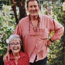 Devoted: Stuart with Joan at their garden centre in 2008 - 306 x 496