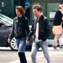 Mary Elizabeth Winstead and Ewan McGregor out in Hollywood - 454 x 594