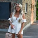Amber Turner – Out and about in Essex - 454 x 841