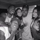 Chris Brown and Kendall Jenner - 454 x 451