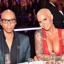 Amber Rose Attends the 2017 MTV Movie & TV Awards at the Shrine Auditorium in downtown Los Angeles, California - May 7, 2017 - 454 x 349