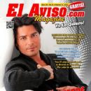 Chayanne - El Aviso Magazine Cover [United States] (21 February 2015)