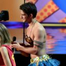 Host Tyler Posey attends FOX's 2014 Teen Choice Awards at The Shrine Auditorium on August 10, 2014 in Los Angeles, California