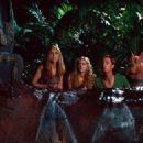 Sarah Michelle Gellar as Daphne and Matthew Lillard as Shaggy in Warner Brothers' Scooby Doo - 2002
