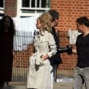 Kate Moss - During A Fashion Shoot On Location In East London, 2008-05-13