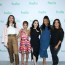 Brenda Song, Kat Dennings and Shay Mitchell – Hulu 2019 Summer TCA Press Tour in Beverly Hills - 454 x 563