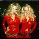Darlene Williams and Pamela Anderson - 267 x 256