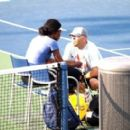 Venus Williams and Hank Kuehne - 352 x 274