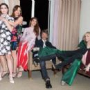 Bella Heathcote – Valentino and Instyle Cocktail Party in Los Angeles October 23, 2017 - 454 x 303
