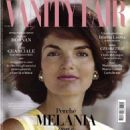 Jacqueline Kennedy - Vanity Fair Magazine Cover [Italy] (22 February 2017)