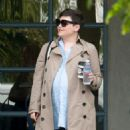 Ginnifer Goodwin is seen out and about while pregnant on March 3, 2016 - 454 x 599