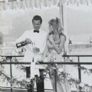Tanya Roberts and Roger Moore - 408 x 461