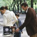 Jennifer Lopez, Tyler Garcia Posey and Ralph Fiennes in Columbia's Maid In Manhattan - 2002