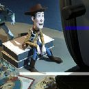 Buzz and Woody in Disney's Toy Story 2 - 11/99