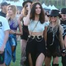 Kendall Jenner – Coachella Music Festival Day 2 in Indio