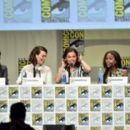 Nicole Beharie- July 26, 2014- Entertainment Weekly: Women Who Kiss Ass Panel and Press Line - 400 x 263