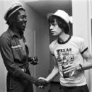 Peter Tosh and Mick Jagger - 454 x 419