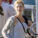 Claire Danes in Spandex – Out in New York