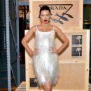 Adriana Lima – Prada Presents Prada Linea Rossa in NYC - 454 x 679