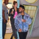 Bella Hadid and The Weeknd – Out in New York