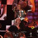 Lars Ulrich of Metallica performs during the 2012 Orion Music + More Festival at Bader Field on June 23, 2012 in Atlantic City, New Jersey