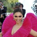 Deepika Padukone – 'Ash Is The Purest White' Premiere at 2018 Cannes Film Festival - 454 x 682