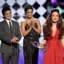 Demi Lovato - 2012 People's Choice Awards - Show - 454 x 358