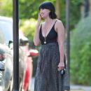 Daisy Lowe – Out in London - 454 x 684
