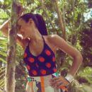 Marimar Vega - InStyle Magazine Pictorial [Mexico] (June 2015) - 454 x 398