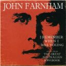 John Farnham - I Remember When I Was Young: Songs From the Great Australian Song Book