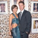 Francesca Sandford and Wayne Bridge
