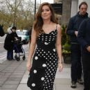 Nikki Sanderson – In a dress at Tric Awards 2020 in London - 454 x 685