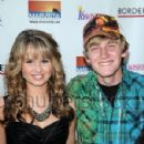 Jason Dolley and Debby Ryan