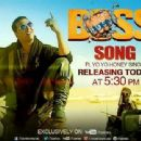 New Posters of Akshay Kumar in and as Boss 2013 - 454 x 340