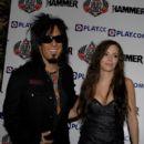 Nikki Sixx and Marion Raven