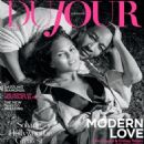 Chrissy Teigen, John Legend - Dujour Magazine Cover [United States] (June 2015)