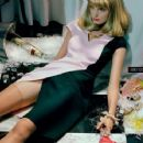 Agnete Hegelund - Vogue Beauty Magazine Pictorial [Italy] (December 2013) - 454 x 353
